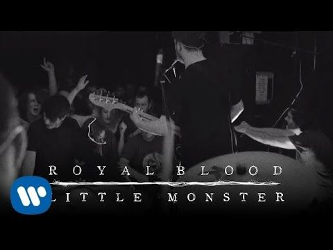 Royal Blood - Little Monster (Official Video) (Best when played *Loud*)