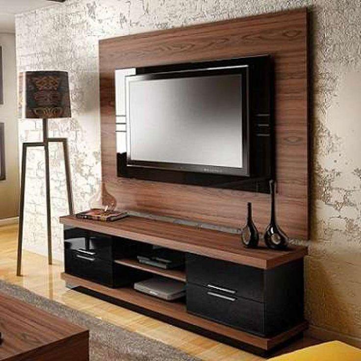 17 mejores ideas sobre muebles para tv led en pinterest for Muebles modulares modernos para tv