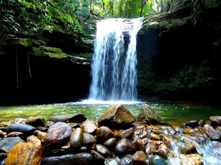 Cachoeira Barra Mansa - Rio de Janeiro