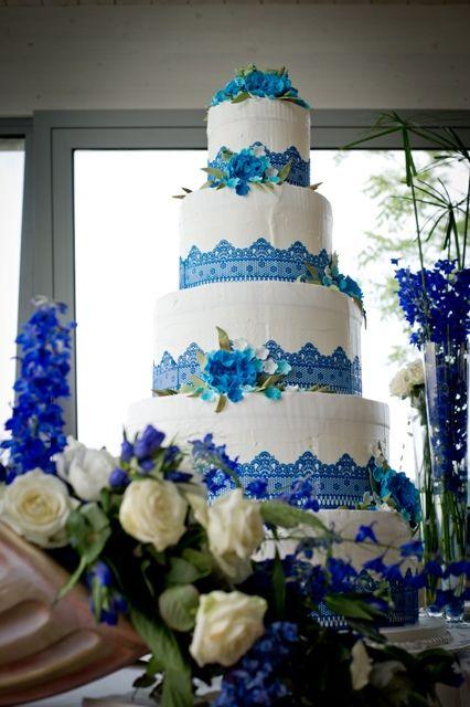 Wow wedding cake La più spettacolare delle torte