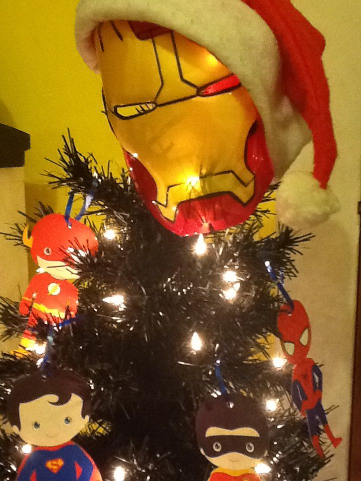 275 best images about superhero christmas on pinterest
