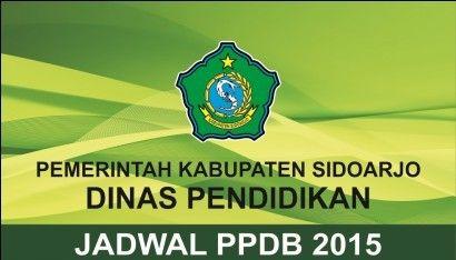Info & Jadwal PPDB SMP-SMA Sidoarjo 2015-2016