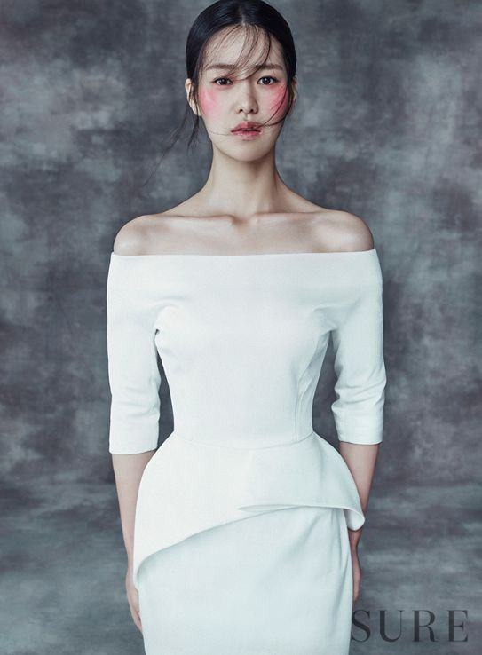 "Lim Ji Yeon Shows Her Rosy Cheeks Off with ""SURE"" Photoshoot   Koogle TV"