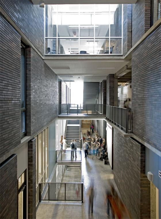 Booker T. Washington High School for the Performing and Visual Arts by Allied Works Architecture