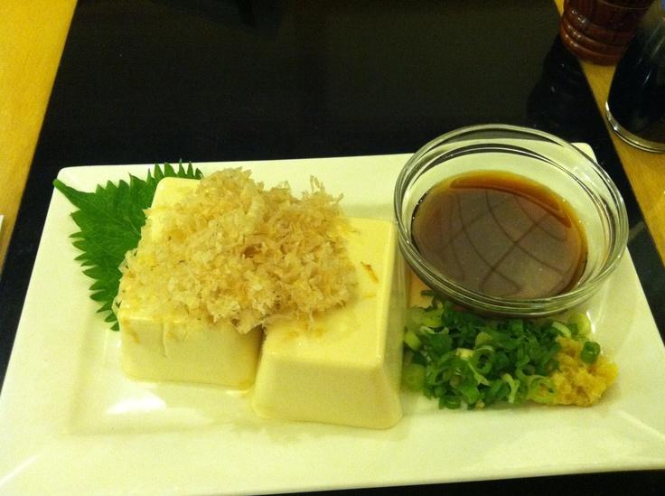 Chilled Tofu, Japanese-Style Recipe — Dishmaps