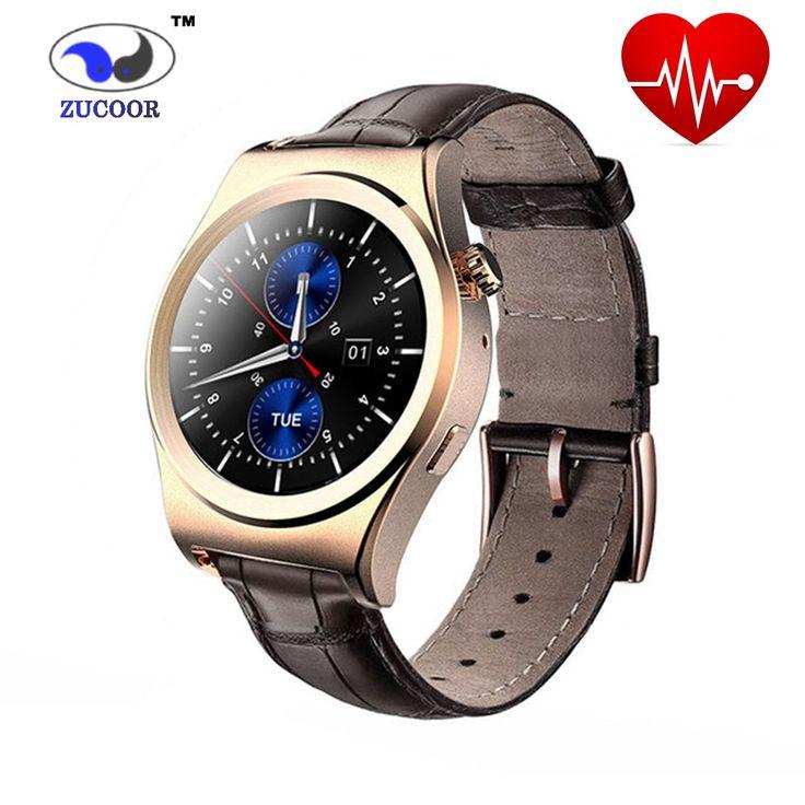 Voll runde smart watch pulsmesser smartwatch bluetooth 4,0 sport uhr mp3 armbanduhr für ios android xiaomi samsung männer //Price: $US $72.91 & FREE Shipping //     #meinesmartuhrende