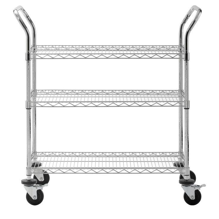 17 Best Ideas About Kitchen Utility Cart On Pinterest | Raskog