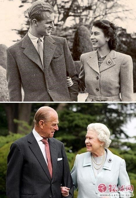 Say what you will, they still look at each other the same way after all these years.