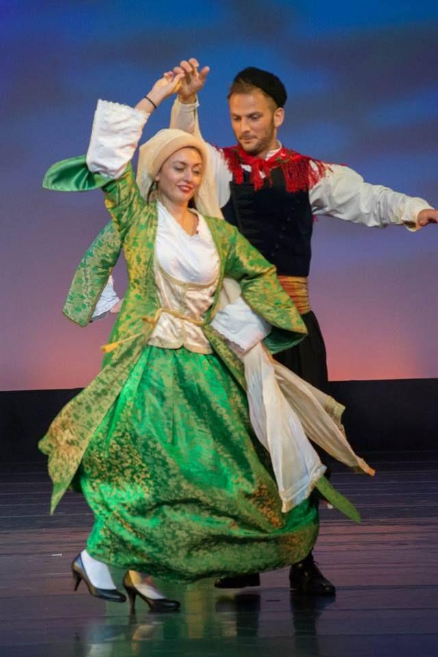 Χορευτικό Τμήμα Δήμου Αγρινίου, Agrínio, Greece
