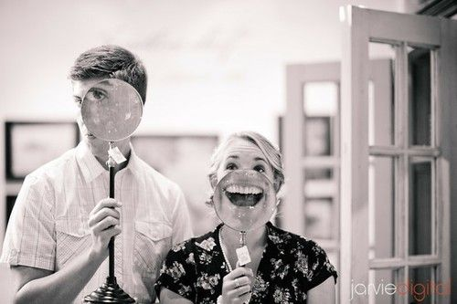 engagement pictures haha