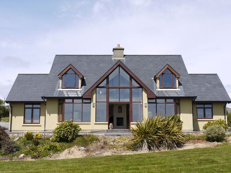 17 best images about houses exterior on pinterest for Dormer bungalow plans