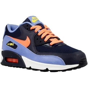 Nike Air Max 90 Mesh GS boys's Children's Shoes (Trainers) in multicolour: Nike Air Max 90 Mesh GS boys's… #UKOnlineShopping #UKShopping