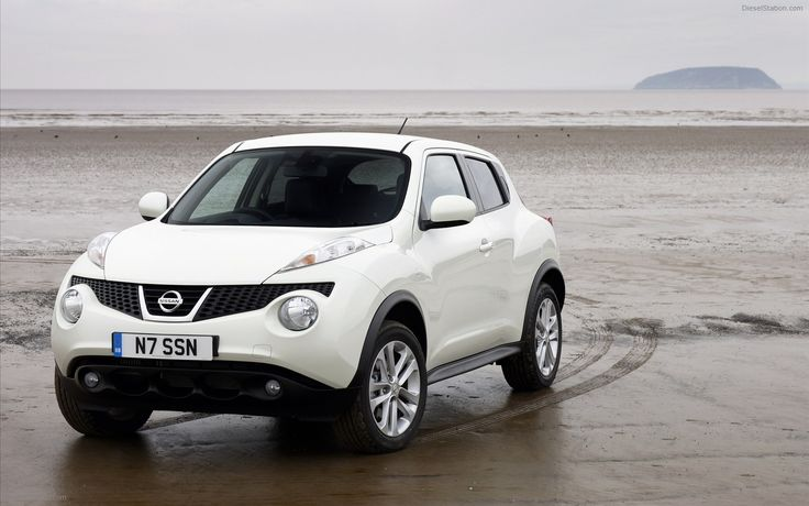 Nissan JUKE AUTOMATIC CROSSOVER Rental Car in Crete