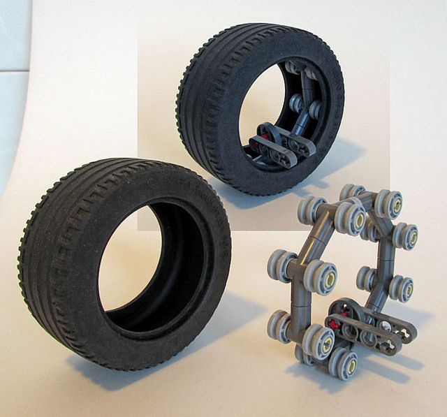 LEGO Techniques Flickr group - Great resource!