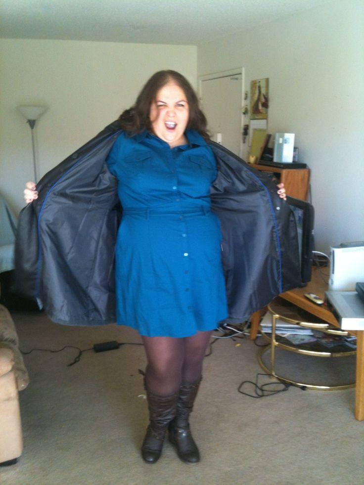 Мой наряд для Дня благодарения.  Я не мог решить, что показать здесь - мой сказочный новое пальто или мой сказочный новую рубашку платье.  Так что я выбрал оба!  (Лучше картина пальто здесь, в моем Tumblr, Girly Fun Times) Старайтесь не облизывать мониторы от того, как горячий мой ...