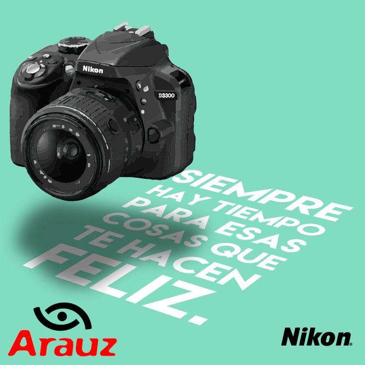 Siempre hay tiempo para hacer un clic  #nikon #arauzdigital #clic