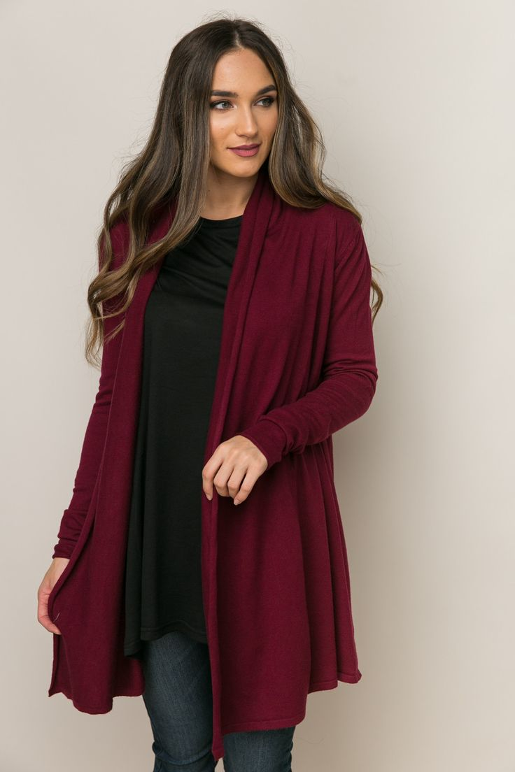 846 best Fall images on Pinterest | Cardigans, Maternity tops and ...