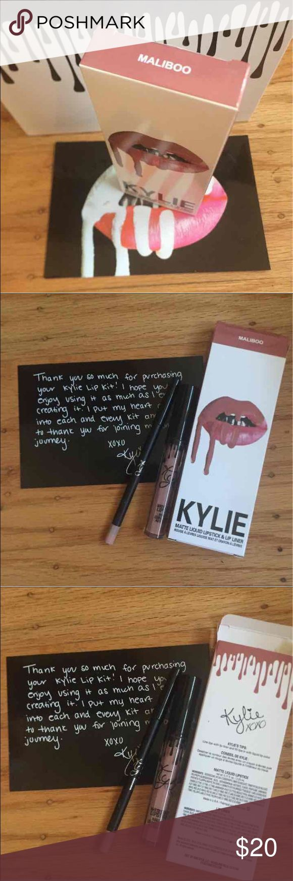 Maliboo Lip Kit By Kylie Cosmetics: 25+ Best Ideas About Kylie Jenner Lipstick On Pinterest