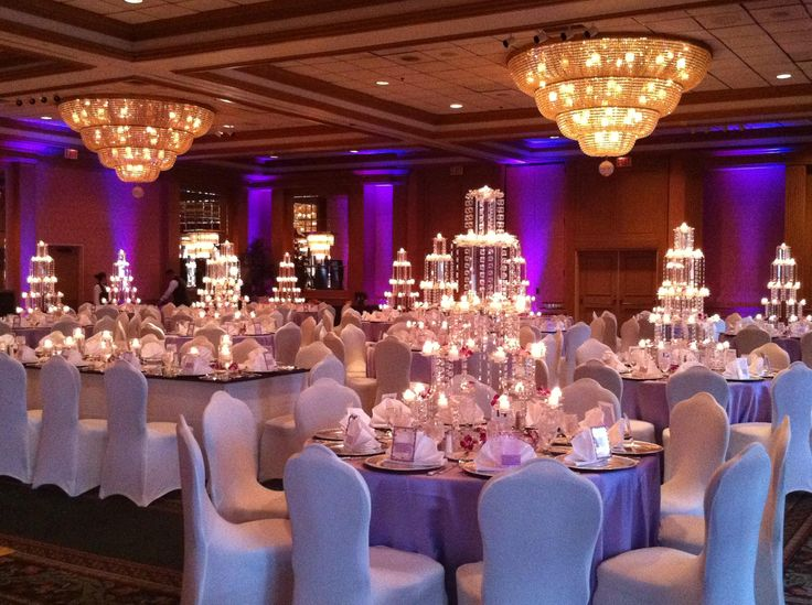 Reception Decor For Lighting And Special Occasion