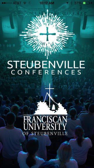 Steubenville Youth Conferences App
