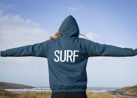 Sun, surf and our new SurfGirl hoody! www.surfgirlbeachboutique.com