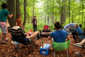 Camping Games for Adults