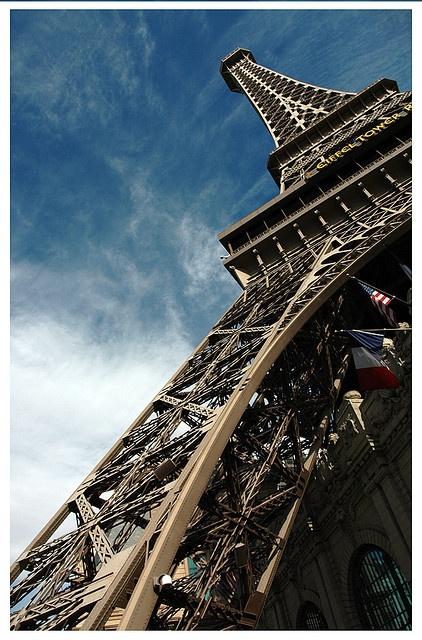 Eiffel Tower, Paris Hotel, Las Vegas