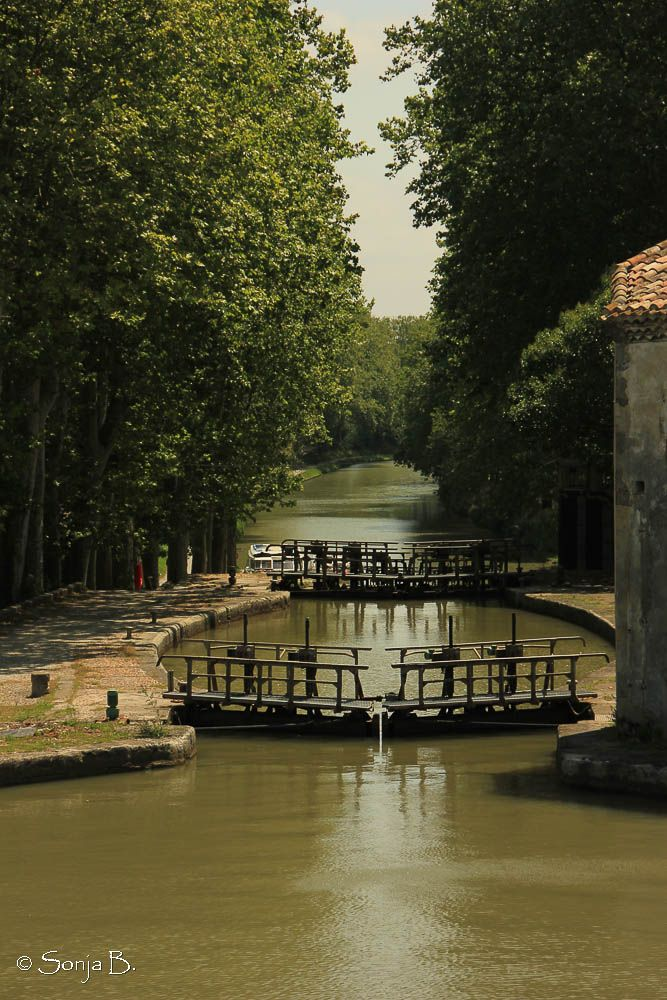 Castelnaudary - Canal du Midi. My childhood romping grounds!!!