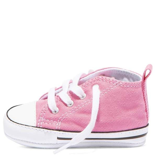 Baby Converse Chuck Taylor First Star Infant High Top Pink