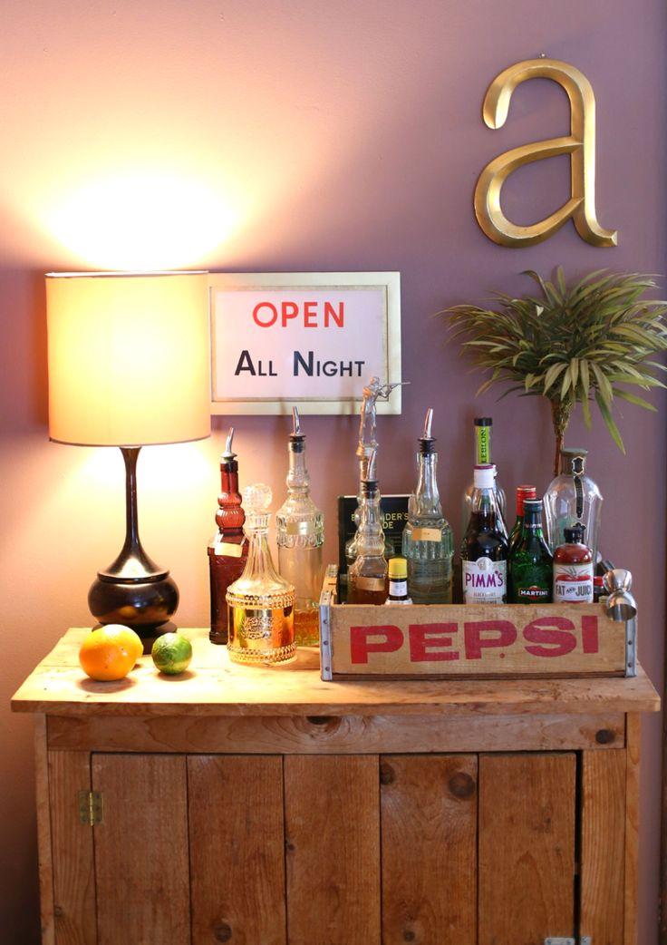 Alex's Vintage Eclectic Bar