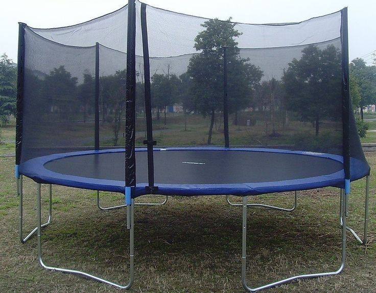 ExacMe Trampoline - 15ft round Trampoline from ExacMe - Read our reviews of ExacMe Trampolines