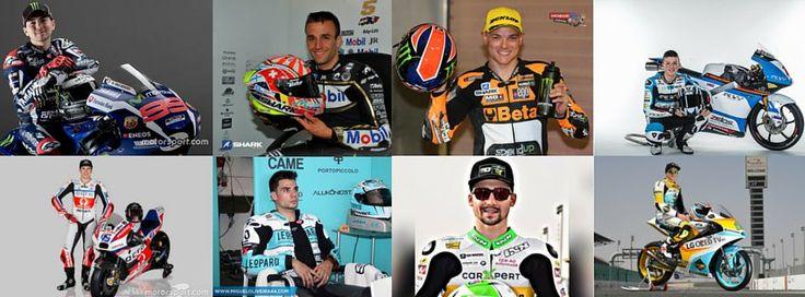 Apresentamos os pilotos do momento a usar SHARK nas categorias de MotoGP, Moto2 e Moto3.  #shark #lusomotos #corridas #MotoGP #Moto2 #Moto3 #jorgelorenzo #scottredding #johannzarco #samlowes #migueloliveira #robinmulhauser #livioloi #gabrielrodrigo