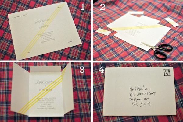 no envelope.... hmmm...