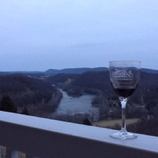 Inn at Riverbend.  Awesome B&B in Virginia.  Love this place!