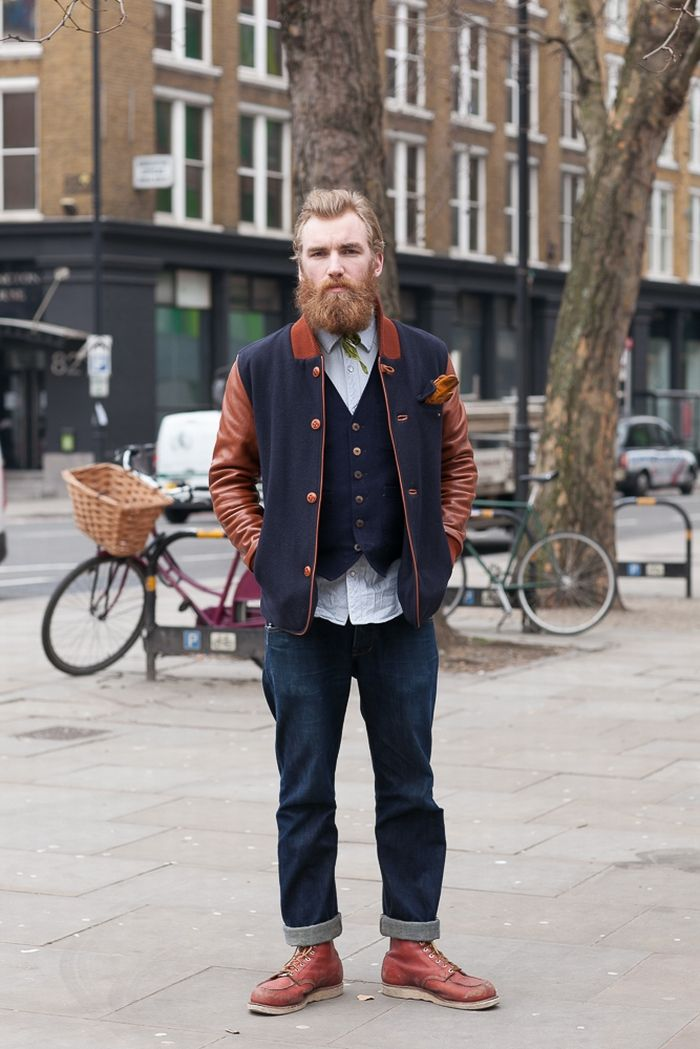 17 Best images about Man Fashion on Pinterest | Red wing boots ...