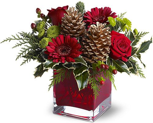 teleflora christmas arrangements - Bing Images