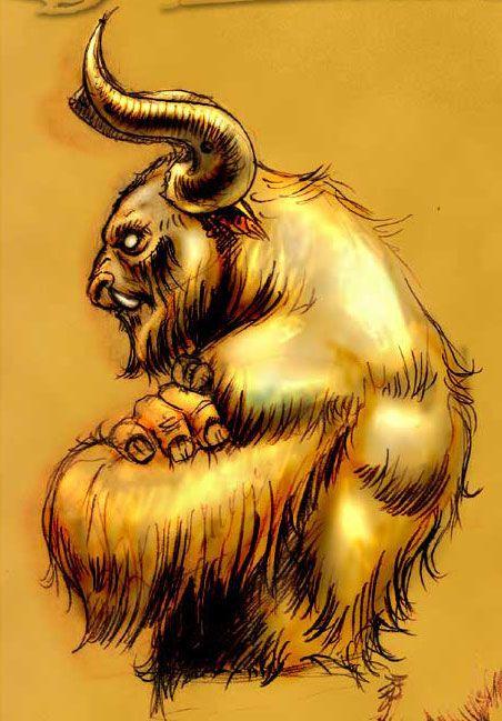 minotauro mitologia griega - Buscar con Google