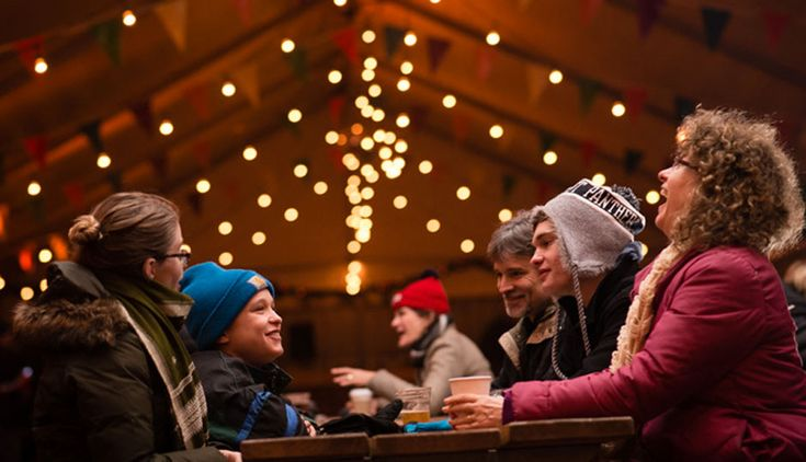 """""""Waterfront Winterfest"""" returns to the Delaware River on November 28. Preview the delectable menu including s'mores, churros, and chili from the award-winning Garces Group!"""