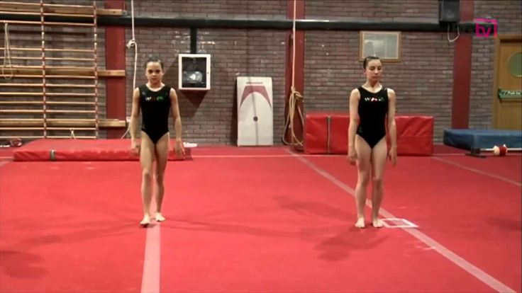 Gymnastics Videos and DVDs, Tumbling and Acrobatics