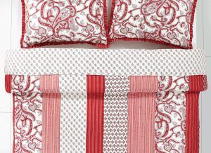 Natalia Queen Quilt Set-A Holiday Transitional Quilt - Just In 07/2016