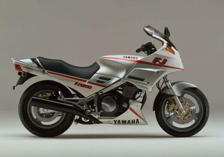 YAMAHA FJ1200 1989