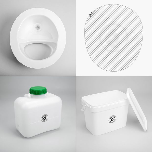 Composting Toilets Self Build Kits And Kit Parts Kildwick Com In