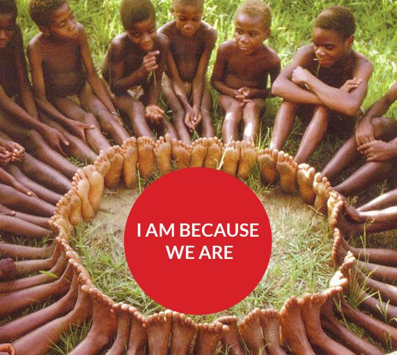 I am what I am because of who we all are. #Inspirational #Story..