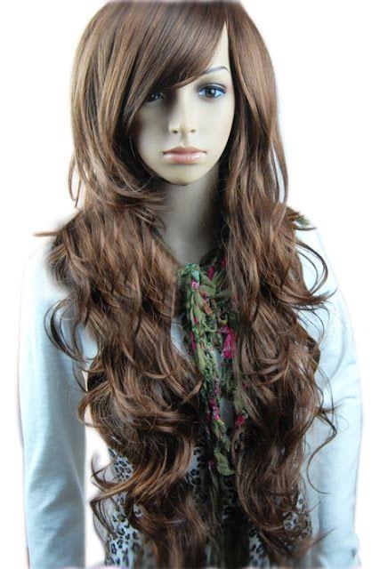 Wish this was my hair. pretty........  club hairstyles long hair | Hair Club