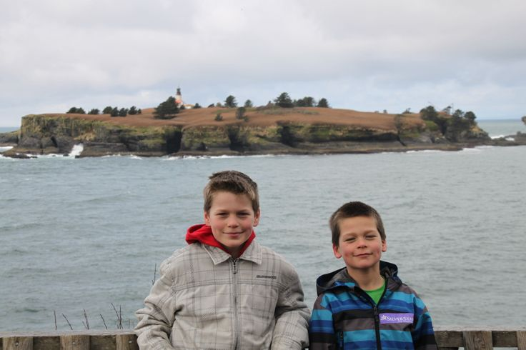 Cape Flattery, WA lighthouse