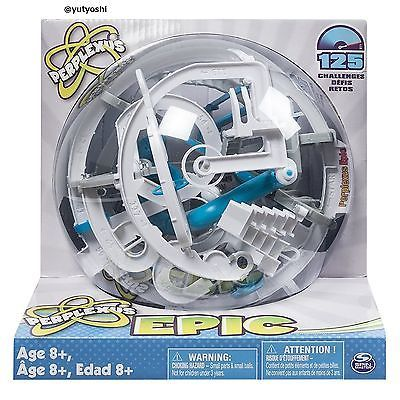 ﹩32.67. Spin Master Perplexus EPIC 3D Maze Labyrinth Game New    Type - 3D Maze Game, Recommended Age Range - 8+,