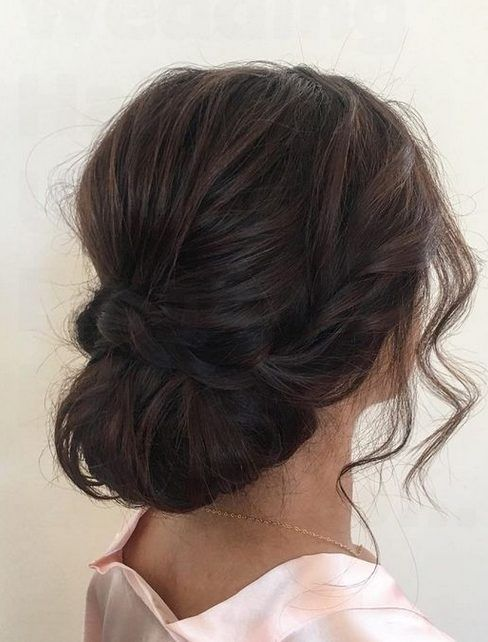 39 chic wedding hair updos for elegant brides | Wedding Decor Ideas # Wedding Decorations ... - Hair Styles - # Brides #Decorating #elegant ...