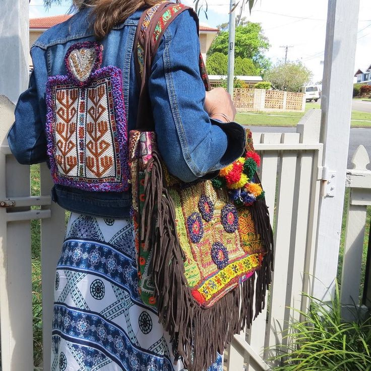 New day. New style. Jackets and bags with antique tribal Kuchi bearing and detail.