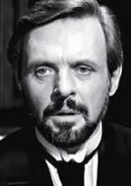Sir Anthony Hopkins in the movie The Elephant Man