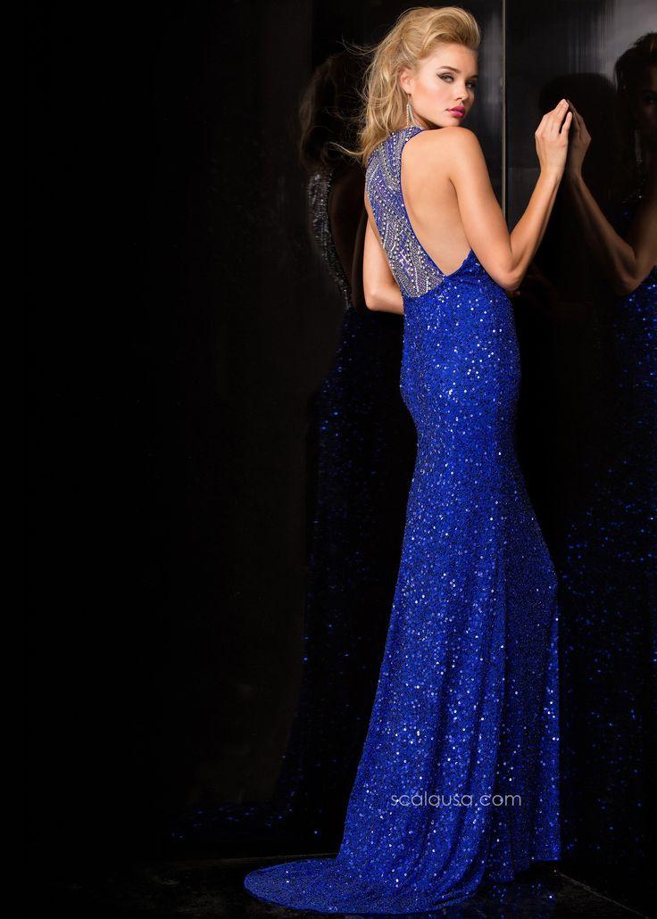 Scala evening dress 5207 mnet hart